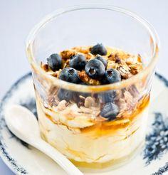 Blueberry muesli/Mustikkamysli