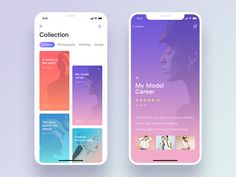 iphone_x_02 by Heima - Dribbble