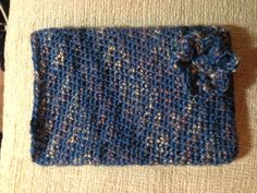Made for my sister in Law. It's a kindle case crocheted by me :-)