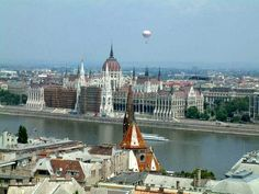 Budapest- absolutely stunning.