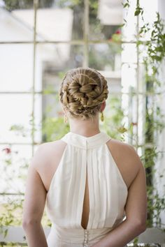 Absolutely stunning hair! - Tallahassee wedding at Goodwood Museum & Gardens by Mi Amore Foto (No. 315)