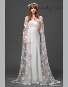 vestido-de-noiva-inverno-2015-2016-longo-com-capa-em-renda