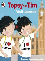 Topsy and Tim: visit london -