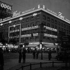 Berlin 1930 Europa-Haus am Anhalter Bahnhof