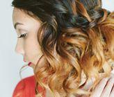 Hair Tutorial | Loose Waterfall Braid Tutorial