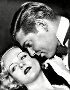 Clark Gable and Carole Lombard - Back when actors served in the military and sold War Bonds for the war effort.  They were truly the ultimate professionals.