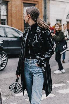 This entire look—yes, please.... - Street Style