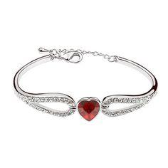 MIMI CRYSTALLIZED™ Alloy Bracelet - Sweetie :http://mimimoreau.com/product/mimi-crystallized-alloy-bracelet-sweetie/