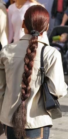 Ponytail Updo, Twist Ponytail, Braid Hair, Plaits Hairstyles, Pretty Hairstyles, Cut My Hair, Braids For Long Hair, Shoulder Length Hair, Cornrows