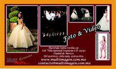 Los mejores fotógrafos profesionales para que las fotos y el video de tu fiesta sea inolvidable. Tel: 55-28-61-07, 56-65-39-83 y 55-16-19-76-79 contacto@multiimagen.com.mx