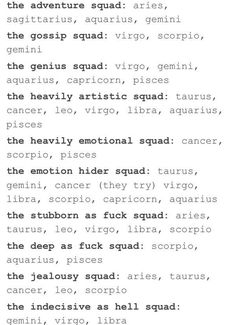 According to this I'm the gossip squad, genius, heavily artistic, emotion hider, and stubborn (virgo) Zodiac Sign Traits, Zodiac Signs Astrology, Zodiac Star Signs, Horoscope Signs, Zodiac Horoscope, Anime Horoscope, Le Zodiac, Zodiac Posts, Zodiac Memes