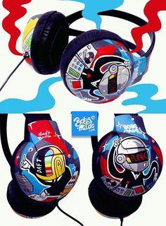 daft punk headphones