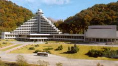 North Korea's Modern Architecture, Designs From An Alternate Universe