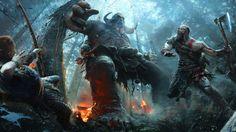 God of War : un jeu pensé pour la PS4 standard, qui n'aura pas de démo