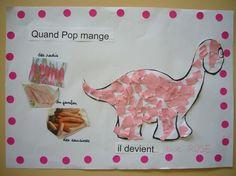 02 Pop mange de toutes les couleurs - Bienvenue sur le site de l'école…