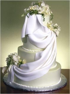 Wedding cake designs http://www.marketplaceweddings.com/blog/the-perfect-wedding-cake/