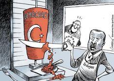 Erdogan and Turkey by NYT