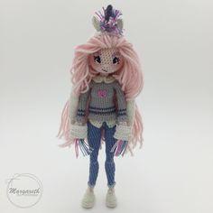 162 vind-ik-leuks, 4 reacties - Crochetdolls The Netherlands (@margareth.the.dollmaker) op Instagram: ''
