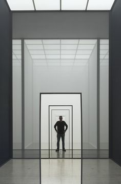 Robert Irwin, Double Blind, Installationsansicht, Secession 2013, Foto: Philipp Scholz Rittermann