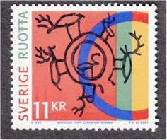 Sami stamp