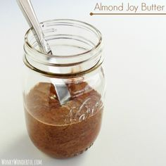 Chocolate Coconut Almond Butter Recipe - WonkyWonderful.com