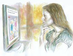 """Check out new work on my @Behance portfolio: """"Ilustração """"a comunicação social e a educação"""""""" http://be.net/gallery/56976719/Ilustracao-a-comunicacao-social-e-a-educacao"""