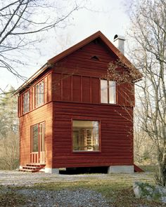 Image 12 of 21 from gallery of Summer House / General Architecture. Photograph by Mikael Olsson