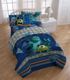 Disney Monster University ScareCare Sheet Set Twin >>> For more information, visit image link.Note:It is affiliate link to Amazon.