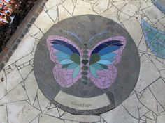 Dedicated to Oliver. Project Butterfly - Butterfly path.