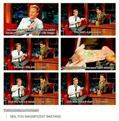 Neil Patrick Harris, everybody