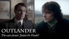 Outlander   The cast chooses: Jamie Or Frank?