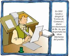 El rincon de la infancia: ♥(Historia de Belgrano para los más chiquitos) ♥ Presentation, Family Guy, Album, Fictional Characters, Google, Backgrounds, Environment, Happy, Dresses