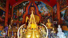 Chiang Mai shot of a temple #chiangmai #temple #buddhist