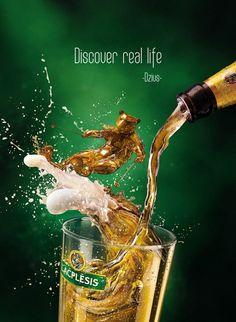 """""""50 publicités créatives d'Avril 2012"""" #advertising #publicite"""