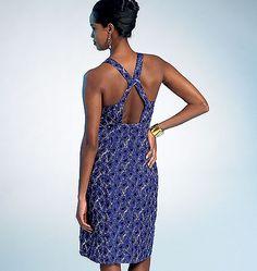 V1298 Misses' Dress | Easy | by Rachel Comey