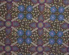 Australian Aborigine fabric. 1
