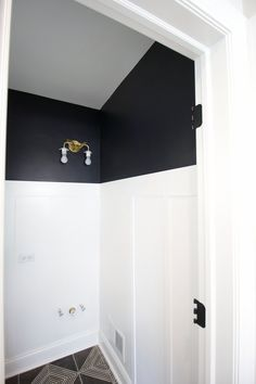 Choosing The Perfect Black Paint for the Bathroom | The DIY Playbook