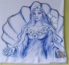 Imagem de Desenhos Para Tatuagem De Iemanja #21