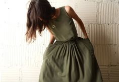 Field Dress  by Jesse Kamm
