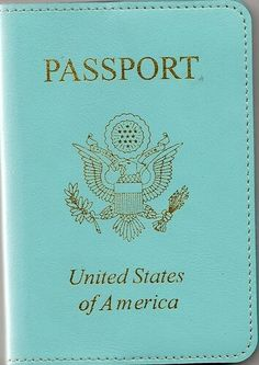 Cool passport