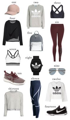 Fitness/Athleisure Pieces you need ASAP