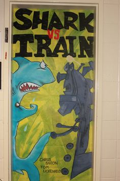 """Check out our Door Decorations for Read Across America..."""