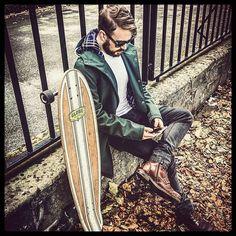 Hiking Style, Rain Jackets, Longboarding, Hiking Gear, Hipster Fashion, Rain Wear, Raincoat, Outdoors, Earth