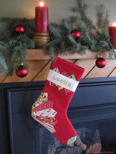aa35d8b07fc 70 Best Christmas Stocking Ideas images