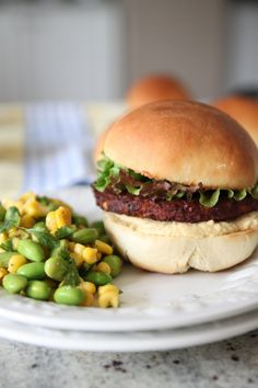 Check out these sexy (Homemade Hamburger) Buns from @Brandi! forget the hamburgers, pulled pork yunny
