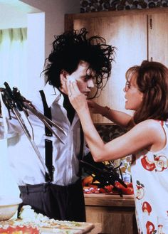 movies-and-things: Edward Scissorhands - 1990