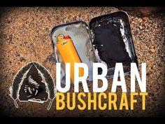 Urban Bushcraft - YouTube