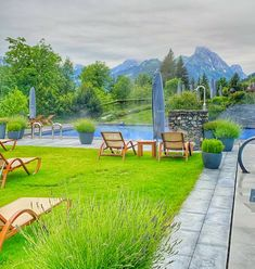 A First Class Experience: ERMITAGE Wellness and Spa-Hotel – SWITZERLAND First Class, Outdoor Furniture Sets, Outdoor Decor, Hotel Spa, Switzerland, Wellness, Home Decor, Decoration Home, Room Decor