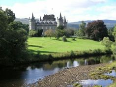 Medevil castle scotland