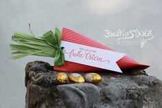KreativStanz Reihenweise Grüße von Stampin' Up! Verpackung Ostern Easter #stampinup #easter http://kreativstanz.bastelblogs.de/